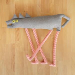 Jucărie textilă, Câine Înalt