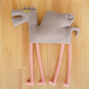 Jucărie textilă, Cal Înaripat Adolescent