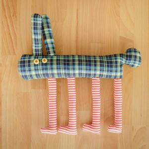 Jucărie textilă, Iepure Mic