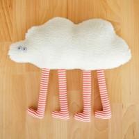 Lamb, Textile toy