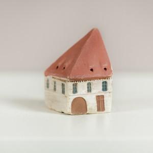 Ceramic saxon house