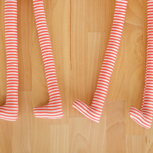 Teenage Winged Horse, textile toy