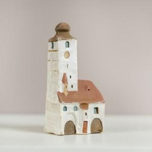 Turnul Sfatului din Sibiu în miniatură