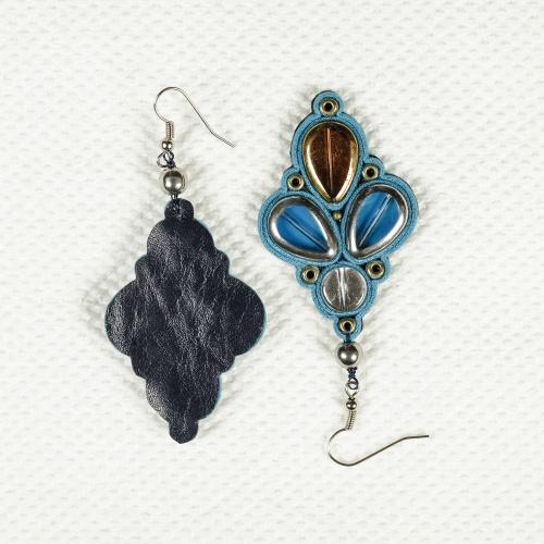 3 Drops Earrings