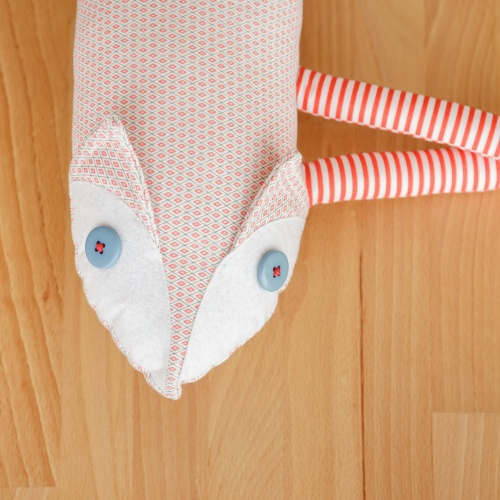 Tall Fox, Textile toy